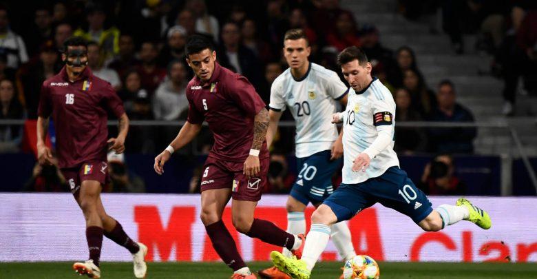 Venezuela Vs Argentina Cuartos de Final Copa América Brasil 2019