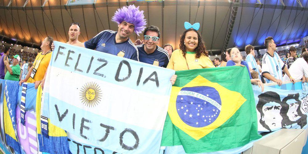 copa america 2019 hinchas brasil y argentina