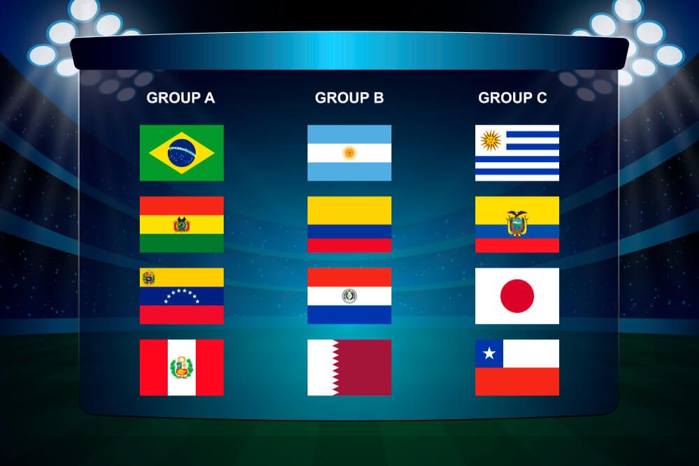 grupos copa america 2019