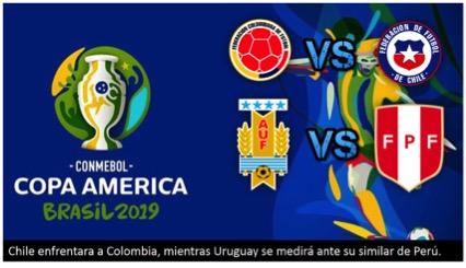 uruguay en cuartos de final