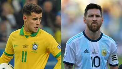 Brasil vs Argentina Semifinal Copa America Brasil 2019