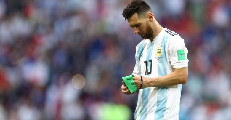 Lionel Messi y su duelo consigo mismo