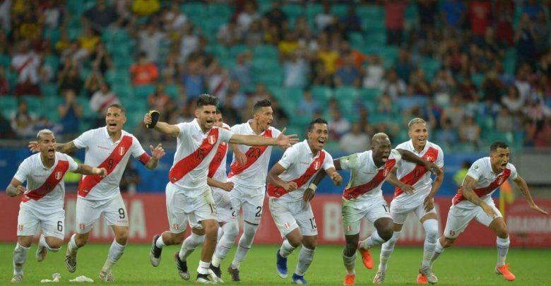Peru Vs Chile Gareca y su once ante La Roja