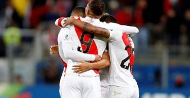 Peru a la final Vence a la bicampeona Chile con un contundente 3 a 0