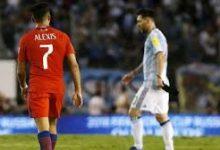 argentina vs chile por el tercer puesto en la copa america