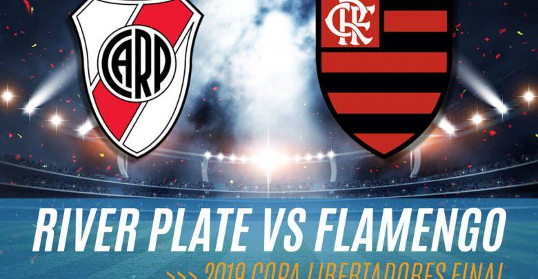 River Vs Flamengo EN VIVO Final Copa Libertadores 2019 Online