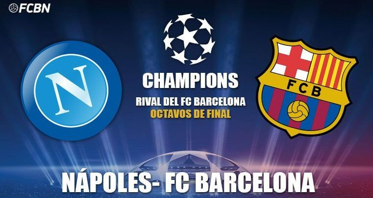 Barcelona vs Napoli UEFA Champions League 2019 2020