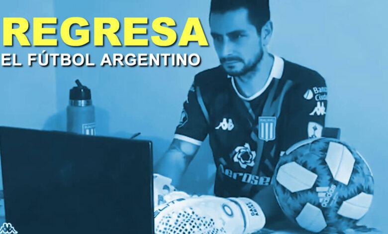 regresan los cubles del fútbol argentino